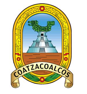 Coatzacoalcos - Image: Escudo de coatzacoalcos