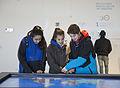 Escuelas de todo el pais visitan el Museo Malvinas (19701370093).jpg