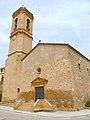 Església de la Mare de Déu de l'Assumpció, a Torregrossa - panoramio.jpg