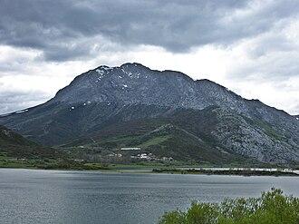 Cantabrian Mountains - Pico Espigüete(2,450 m.)