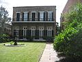 Esplanade Ave FQ Sept O9 Brick House Fountain.JPG