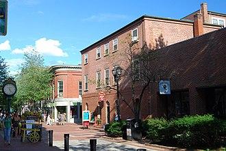 Downtown Salem District - Essex Street