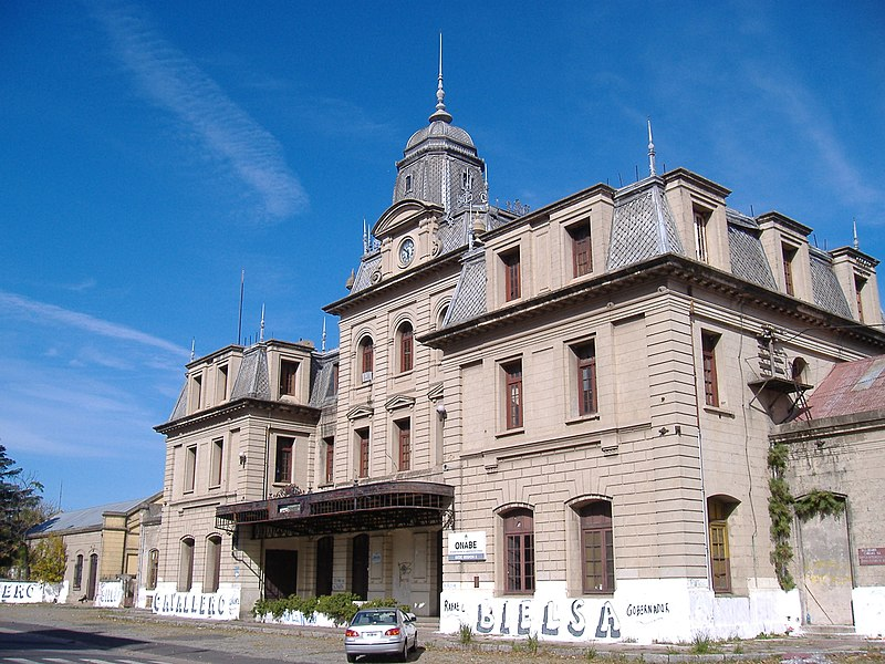 Archivo:Estación Rosario Central Córdoba 1.jpg