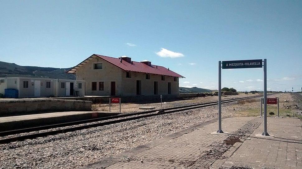 Estación de A Mezquita-Vilavella 2
