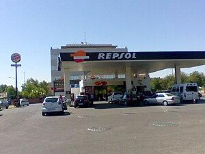 Estación de Servicio REPSOL en Sevilla