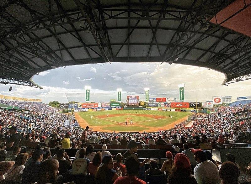 File:Estadio quisqueya santo domingo dominican republic 1.jpg