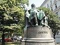 Estatua do Goethe em Viena.JPG