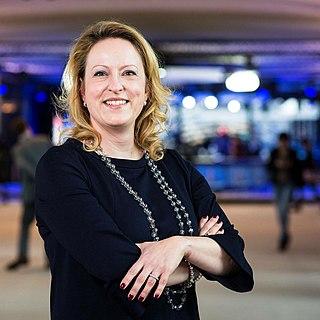 Esther de Lange Dutch politician
