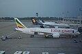 Ethiopian Airlines ET-AOQ B787 Dreamliner Brussels Airport.jpg