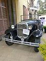 Ethiopie-Une des premières automobiles entrées dans le pays.jpg