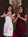 Ethnic Chinese Malaysian girls with traditional Cheongsam (alternative).jpg