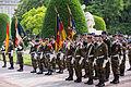 Eurocorps Strasbourg passage de commandement 28 juin 2013 14.jpg