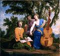 Eustache Le Sueur - The Muses Melpomene, Erato and Polyhymnia.jpg