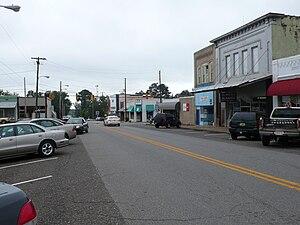 Eutaw, Alabama - Downtown Eutaw, Alabama