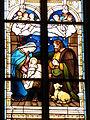 Ev. Pfarrkirchekirche Stolpen Weihnachtsbild Foto A. d´Orfey 2011.JPG