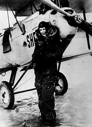 Eva Dickson - Eva Dickson in 1933