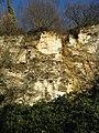 Ex cava Spinazzola, formazione rocciosa (Rovolon) 04.jpg