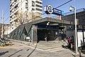Exit C of Jiaomen West Station (20210220145904).jpg