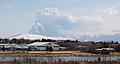Eyjafjallajokull volcano from Hella 2010 04 18.JPG