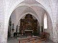 Eyliac église nef collatérale.JPG