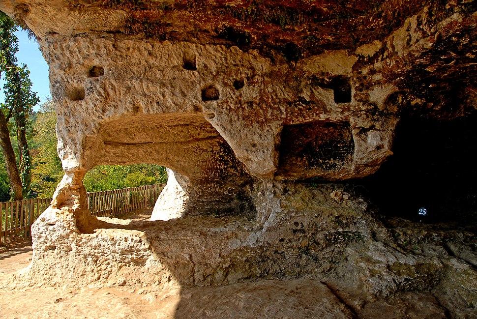 La Madeleine cave, France