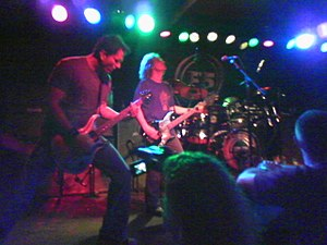 F5 (band) - Image: F5 concert in Ithaca