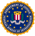 FBI's officielle segl