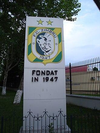 Zimbru Stadium - Image: FC Zimbru Stadium Chisinau Moldova