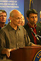 FEMA - 37787 - DHS Secretary Chertoff at the podium in Louisiana.jpg