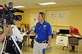 FEMA - 42189 - Small Business Administration Media Interview at Disaster Center.jpg