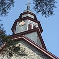 FFM Praunheim Auferstehungskirche Turm dynamisch.jpg