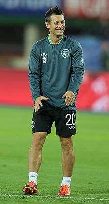 FIFA WC-qualification 2014 - Austria vs Ireland 2013-09-10 - Wes Hoolahan 12.JPG