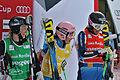 FIS Ski Cross World Cup 2015 - Megève - 20150313 - M. Hoeie Gjefsen, A. Holmlund et K. Ofner.jpg