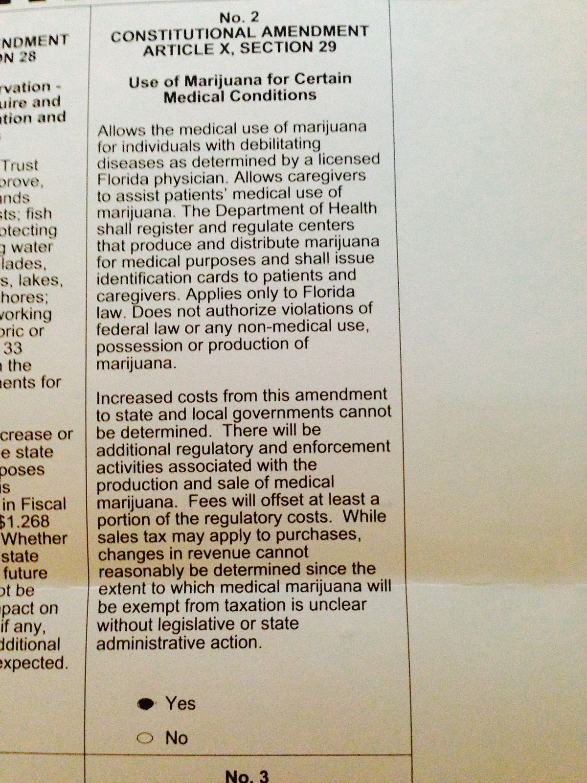 Florida Amendment 2 (2014) - Wikipedia