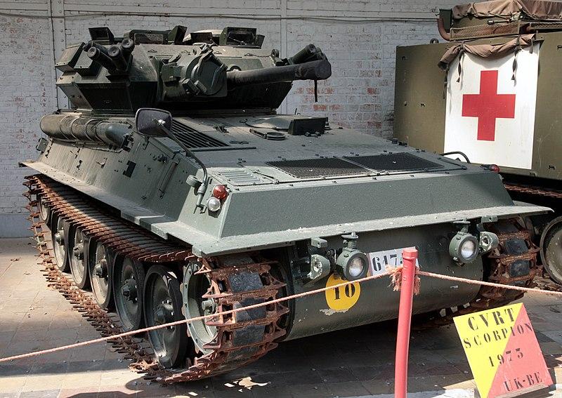 Belgian Scorpion