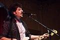 Fabi Silvestri Gazzè live at Bush Hall, London 04.jpg