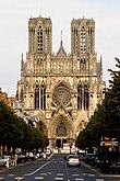 Cattedrale di Notre,Dame di Reims