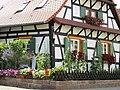 Fachwerkhaus in Steinmauern - panoramio.jpg