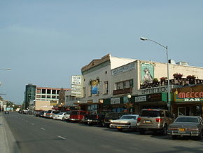 Fairbanks AK Downtown 2ndAve.JPG