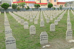 Family Graves for Victims of 1988 Chemical Attack - Halabja - Kurdistan - Iraq.jpg