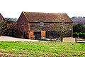 Farm Building at Beech Farm, Battle, East Sussex - geograph.org.uk - 1182478.jpg