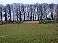 Farm machinery, Middle Chase Farm - geograph.org.uk - 1221370.jpg