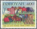 Faroe stamp 262 the twelve days of christmas.jpg