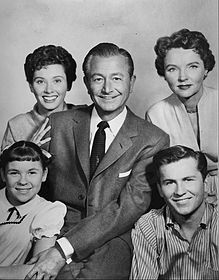 Father Knows Best cast photo 1962.JPG