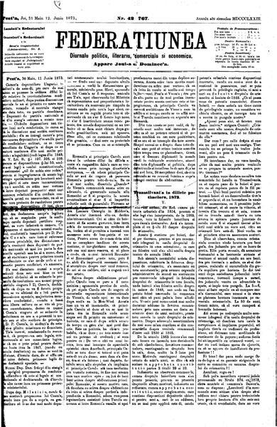 File:Federațiunea 1873-05-31, nr. 42.pdf