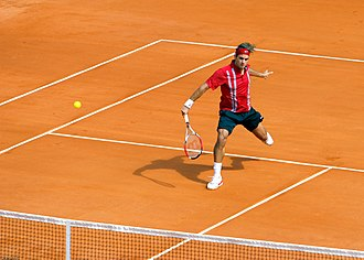 2007 ATP Tour - Roger Federer won eight titles in 2007 including three Grand Slam tournaments. He finished the year ranked no. 1 for the fourth consecutive year, holding it all 52 weeks, and was voted Player of the Year.