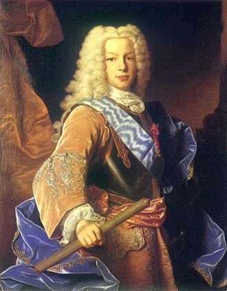 Great Gypsy Round-up - Fernando VI, who approved the Great Roundup.