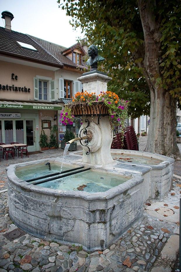 Monument historique à Ferney-Voltaire