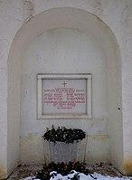 Feuerhalle Simmering - Urnenhain (Abteilung MR) - Familie Kloss 01.jpg