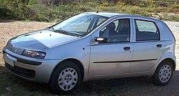 Fiat Punto (1999) - Wikipedia on fiat cinquecento, fiat 500 turbo, fiat panda, fiat doblo, fiat stilo, fiat marea, fiat seicento, fiat spider, fiat multipla, fiat 500l, fiat cars, fiat bravo, fiat linea, fiat barchetta, fiat ritmo, fiat coupe, fiat 500 abarth, fiat x1/9,
